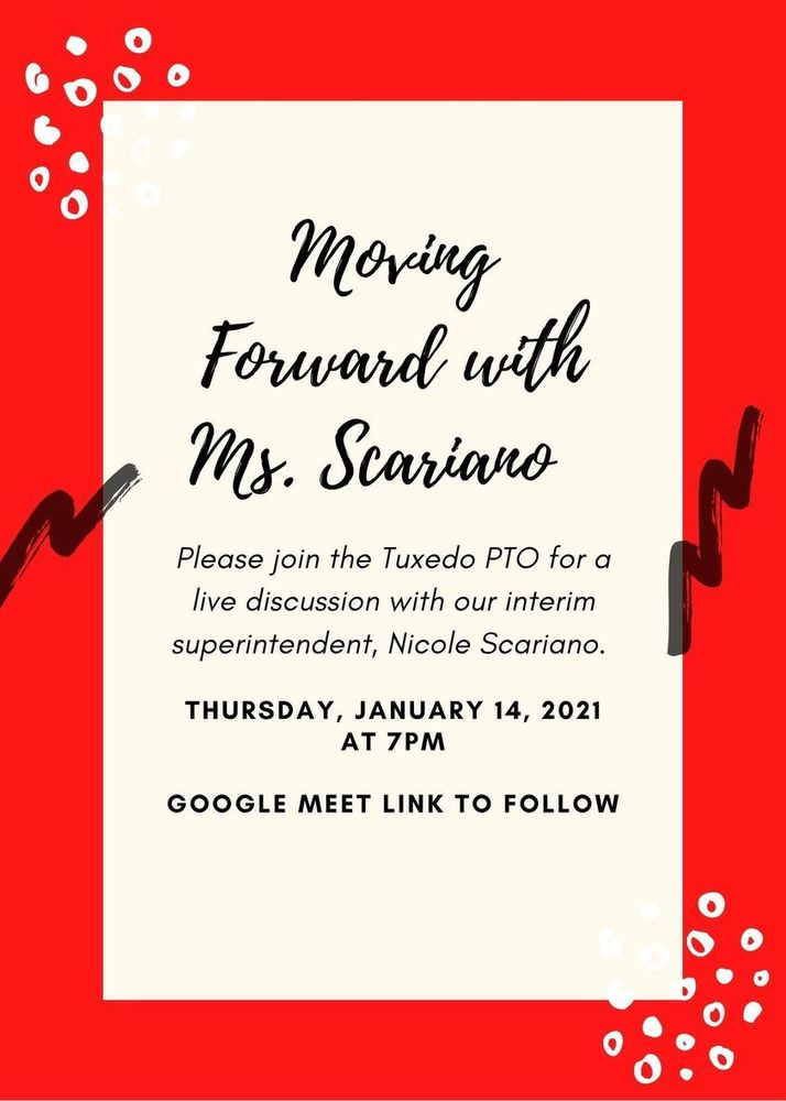Moving Forward with Ms. Scariano