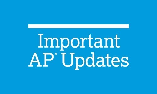 AP Exam Information