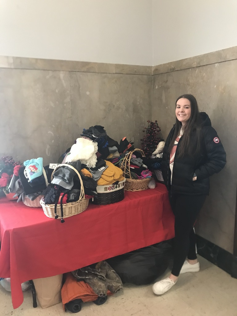 Hat, Glove and Scarf Drive